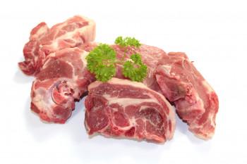 Collet d'agneau