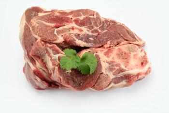 Epaule d'agneau en rôti